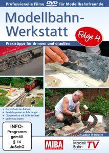 Modellbahn-Werkstatt (DVD) Folge 4