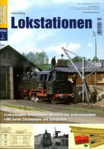 Lokstationen