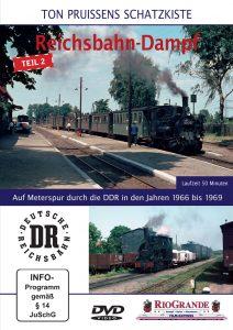 Tom Pruissens Schatzkiste – Reichsbahn-Dampf Teil 2