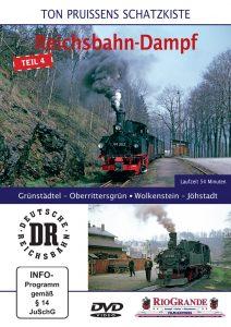 Reichsbahndampf Teil 4 aus Ton Pruissens Schatzkiste