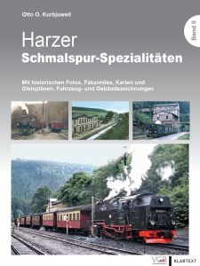 Harzer Schmalspur Spezialitäten Band II