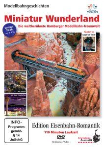 Modellbahngeschichten – Miniatur Wunderland (DVD)