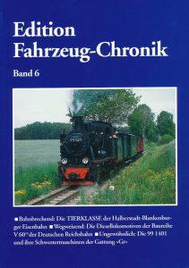 Edition Fahrzeug-Chronik – Band 6