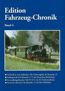 Edition Fahrzeug-Chronik Band 4