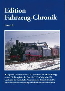 Edition Fahrzeug-Chronik Band 8
