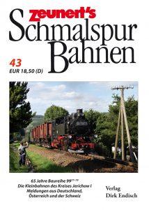 Zeunert's Schmalspurbahnen Band 43