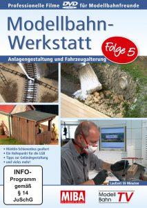 Modellbahn-Werkstatt Folge 5 (DVD)