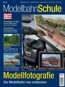 Modellfotografie  – Die Modellbahn neu entdecken