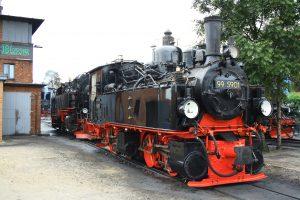 Harzer Schmalspurbahnen (HSB) – Impressionen von verschiedenen Stationen