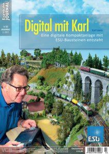 Digital mit Karl – Eine digitale Kompaktanlage mit ESU-Bausteinen entsteht