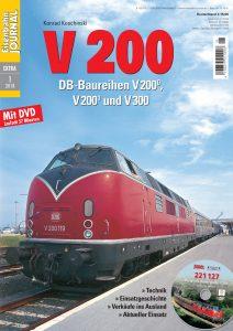 V 200 – DB-Baureihen V 200.0, V 200.1 und V 300