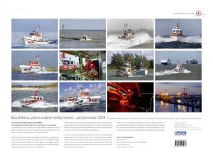 """""""Wir kommen"""" – DGzRS-Kalender mit Bildern von Peter Neumann"""