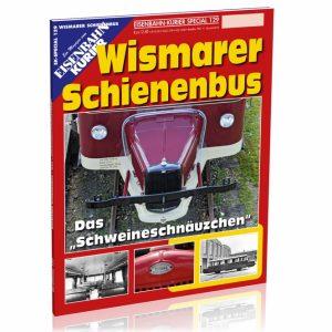 """Wismarer Schienenbus – Das """"Schweineschnäuzchen"""""""