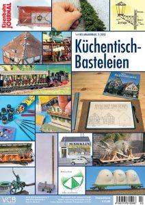 Küchentisch-Basteleien – 1×1 des Anlagenbaus 2-2018
