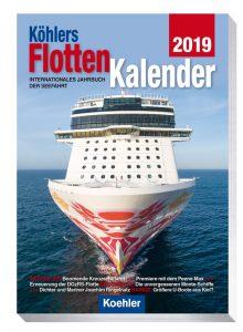 Flotten Kalender 2019 – Internationales Jahrbuch der Seefahrt