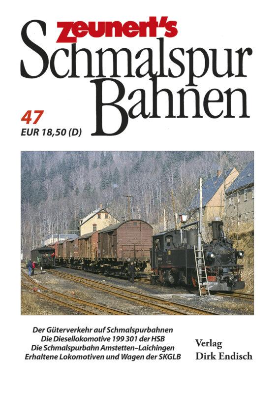Zeunert's Schmalspurbahnen Band 47